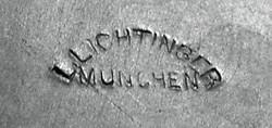 Ludwig Lichtinger Werkstätte (Inhaber (P?) and Franz Iblher) 12-5-26-1