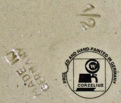 Aug. Jos. Corzelius (Inhaber C/Karl Johann Corzelius) / Werner Corzelius 12-5-31-1