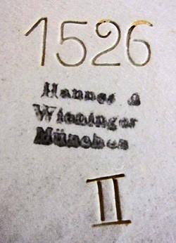 Hannes & Wieninger 12-6-21-3