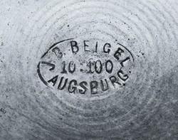 J.C. Beigel / J.D. Beigel 12-8-14-1