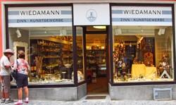 Wiedamann / E.F.W. / E.W. Regensburg (Eugen Wiedamann) 12-9-12-1