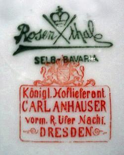 Carl Anhäuser / Fischer & Anhäuser, vormals R. Ufer Nachfolger 13-1-5-1