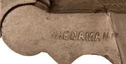 Wiedamann / E.F.W. / E.W. Regensburg (Eugen Wiedamann)(Richard Wiedamann) 13-1-21-5