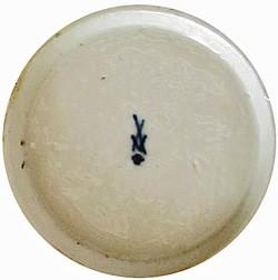 Porzellan-Manufaktur Meissen 13-2-1-1