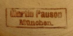 Martin Pauson K.G. (Inhaber Martin Pauson und Hugo Aufsesser) / Fritz Haertle vormals Martin Pauson 13-2-10-1
