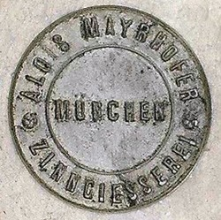 Alois Mayrhofer 13-6-30-3