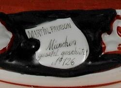 Martin Pauson K.G. (Inhaber Martin Pauson und Hugo Aufseesser) / Fritz Haertle vormals Martin Pauson 13-7-1-2