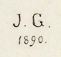 Jakob Goldschmidt. / Gebrüder Goldschmidt. 13-7-11-4
