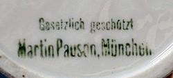 Martin Pauson K.G. (Inhaber Martin Pauson und Hugo Aufseesser) / Fritz Haertle vormals Martin Pauson 13-7-13-1