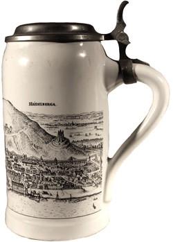 Royal Porzellan, Bavaria. K.P.M. (Kerafina Porzellan) 13-9-17-1