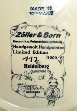(Alois) Zöller and (Werner) Born. 13-10-29-1