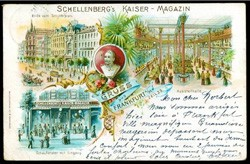 Schellenberg's Kaisermagazin 13--11-11-1