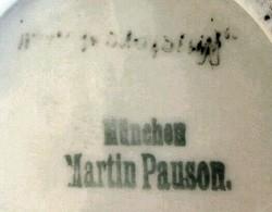 Martin Pauson K.G. (Inhaber Martin Pauson und Hugo Aufseesser) / Fritz Haertle vormals Martin Pauson 13-11-28-1