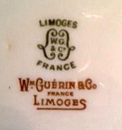 (William / Wilhelm) Guerin & Co.14-3-4-1
