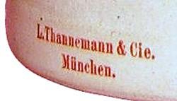 L. Thannemann et Cie. 14-3-11-1