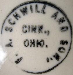 F.A. Schwill & Son Co. 14-9-23-1