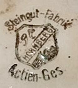 Gebrüder Horn / Steingutfabrik Hornberg, 14-11-17-1