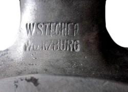 Wilhelm Stecher 15-1-25-2