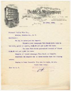 Budde & Westermann 1