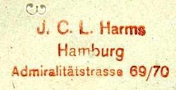 J.C.L. Harms 15-3-3-1