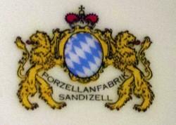 Porzellanfabrik Sandizell, Höffner & Co. / Porzellanfabrik Sandizell G.m.b.H. & Co. K.G. 15-10-12-1