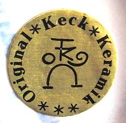 Keck Keramik 15-12-8-1