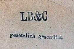 L. Bauernfreund & Co. München. 16-1-19-3