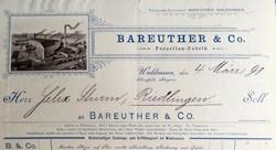 Porzellanfabrik Bareuther & Co. 16-1-30-1