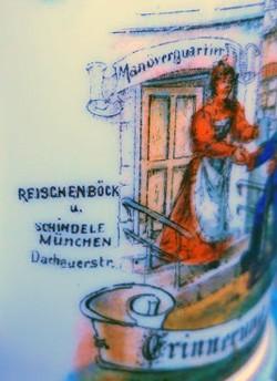 Schindele & Reischenböck, München. 16-4-16-4