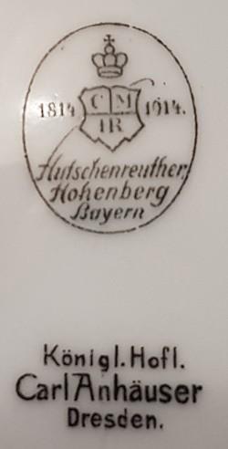 Carl Anhäuser vormals R. Ufer Nachf. / Carl Anhäuser 16-6-13-1