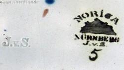 Johann (Christian David) von Schwarz (Norista or Norica) 16-7-5-1