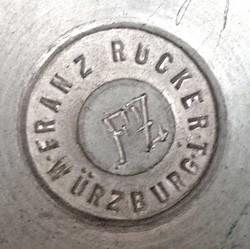 Zinngußwarenfabrik Franz Ruckert (Witwe) / Bayerische Bierglasmalerei Ruckert & Co. 16-12-22-2