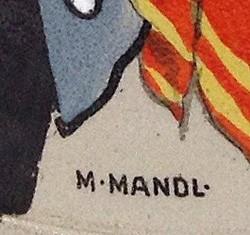 Max Mandl 17-1-3-3