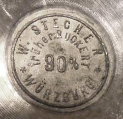Zinngußwarenfabrik Franz Ruckert 17-4-4-1