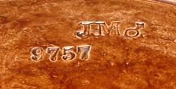 Johann Maresch. Siderolith- Majolica - Terracotta - Fabrik, Bohemia 17-7-20-1