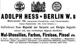 Reinhold Hanke / August Hanke 18-1-2-3