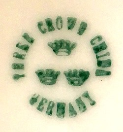 Three Crowns China 18-4-10-1