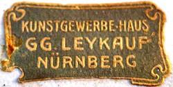 Kunstgewerbe-Magazin Georg Leykauf. 18-11-18-1
