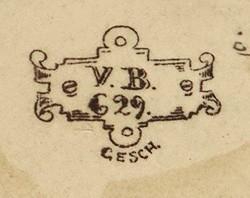 Villeroy & Boch - Mettlach 19-4-23-1