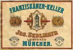 Gebrüder Allmann München. 19-10-24-5