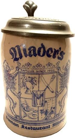 Mader's 1