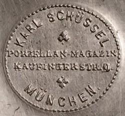 Karl Schüssel's Porzellan-Magazin 19-11-22-2