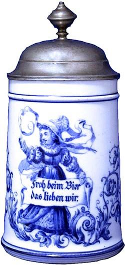 Königlich Bayerisch Porzellanmanufaktur Nymphenburg 20-2-21-1
