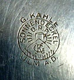 Gustav Kahle & Roman Kahle 20-5-21-1