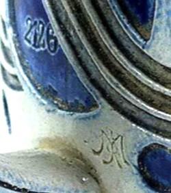 M&W #2126 unknown designer