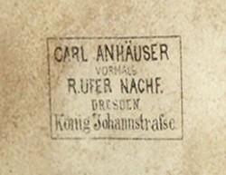 Carl Anhäuser 21-9-12-1
